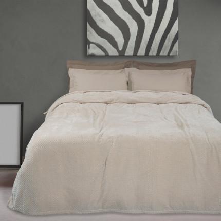 Κουβέρτα Fleece Υπέρδιπλη 220X240 Das Home Blankets Winter 0444
