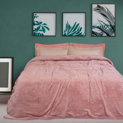 Κουβέρτα Fleece Υπέρδιπλη 220X240 Das Home Blankets Winter 0453