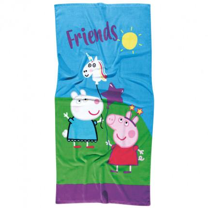 Παιδική Πετσέτα Θαλάσσης 70X140 Das Home Beach Towel Cartoon 5847 Μπλε