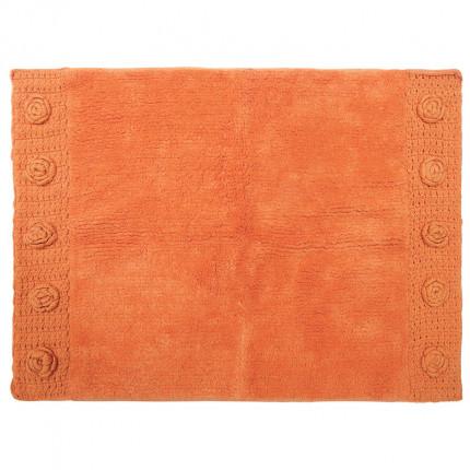 Πατάκι Μπάνιου 60X80 Das Home Bathmats 0530 Πορτοκαλί