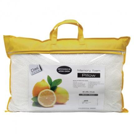 Μαξιλάρι Ύπνου 65x45 Das Home Comfort Pillows 1040 Λευκο