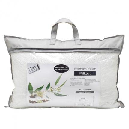 Μαξιλάρι Ύπνου 65x45 Das Home Comfort Pillows 1041 Λευκο