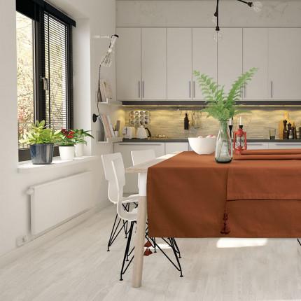 Τραπεζομάντηλο 140x180 Das Home Table 0537 Κεραμιδι