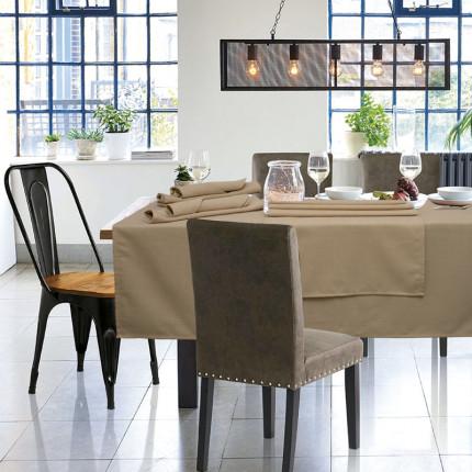 Τραπεζομάντηλο 140x240 Das Home Table 0547 Μπεζ