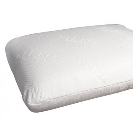 Μαξιλάρι Ύπνου 65x45x15 Nef Nef White Linen Latex