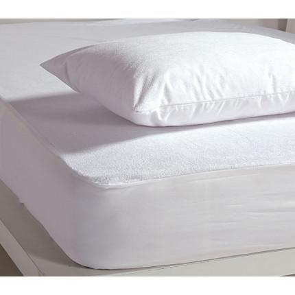 Αδιάβροχο Κάλυμμα Μαξιλαριών 50x70 Nef Nef White Linen Pu Λευκό