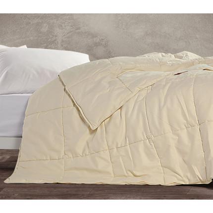 Πάπλωμα Κούνιας 110x150 Nef Nef White Linen Μαλλί