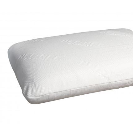 Μαξιλάρι Ύπνου 60x40x6 Nef Nef White Linen Latex