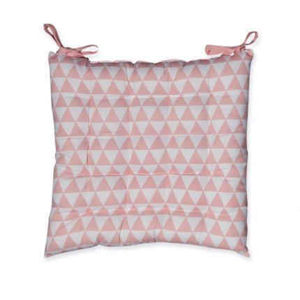 Μαξιλάρι Καρέκλας 40x40 Nef Nef Mood Pink