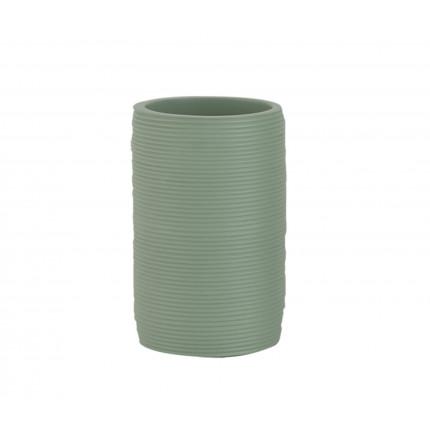 Ποτήρι Μπάνιου Nef Nef Emerald Πράσινο