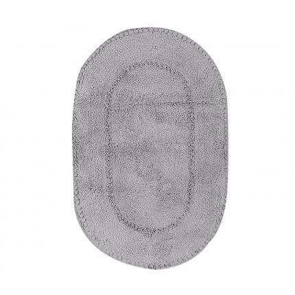 Πατάκι Μπάνιου 55x85 Nef Nef New Crochet 1122-Grey