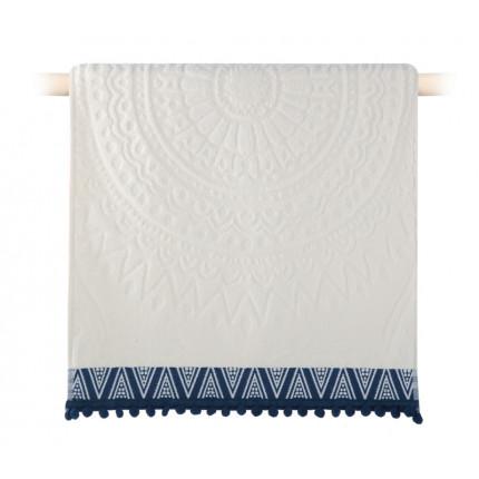 Πετσέτα Προσώπου 50x90 Nef Nef Diego Blue