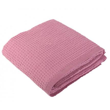 Κουβέρτα Πικέ Υπέρδιπλη 220x240 Nef Nef New Golf 1065-Violet