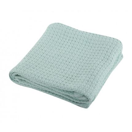 Κουβέρτα Πικέ Κούνιας 110x150 Nef Nef Miracle 19 Mint