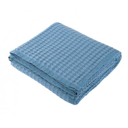 Κουβέρτα Πικέ Υπέρδιπλη 230x240 Nef Nef Blue Margo Blue