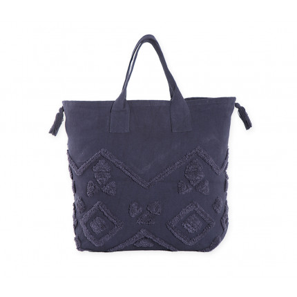 Τσάντα Θαλάσσης 54x40 Nef Nef True Black