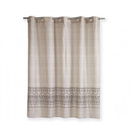 Κουρτίνα Μπάνιου 180x180 Nef Nef Hartum Linen