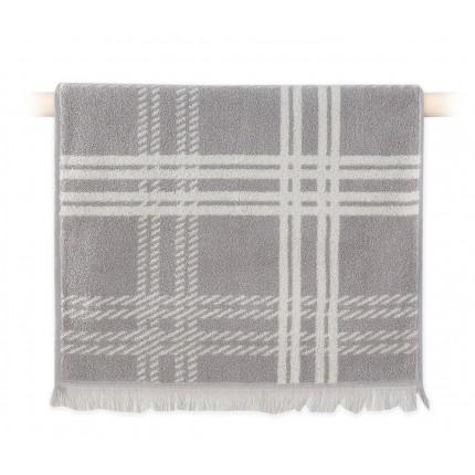 Πετσέτα Προσώπου 50x90 Nef Nef William Grey
