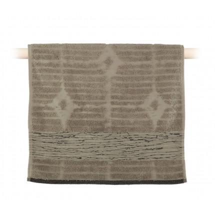 Πετσέτα Προσώπου 50x90 Nef Nef Maze 971-Brown