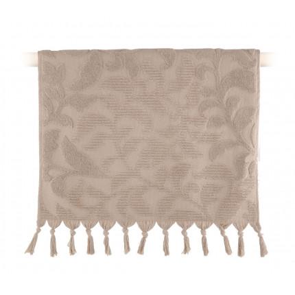 Πετσέτα Προσώπου 50x90 Nef Nef Kynthia Beige