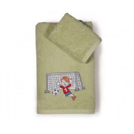 Παιδικές Πετσέτες (Σετ 2 Τμχ) Nef Nef Football Game