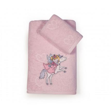 Παιδικές Πετσέτες (Σετ 2 Τμχ) Nef Nef I Love My Unicorn