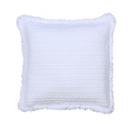 Διακοσμητικό Μαξιλάρι 50x50 Nef Nef Madison White