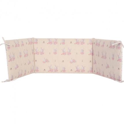 Πάντα 60x67X60+40 Nef Nef Bunny Ladies Pink