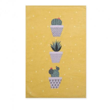 Ποτηρόπανο 40x60 Nef Nef Cactus Mustard
