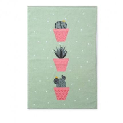 Ποτηρόπανο 40x60 Nef Nef Cactus Green