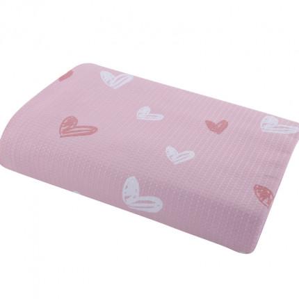 Κουβέρτα Πικέ Μονή 160x240 Nef Nef L'Amour Pink