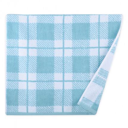 Πετσέτα Προσώπου 50x90 Nef Nef Square Blue