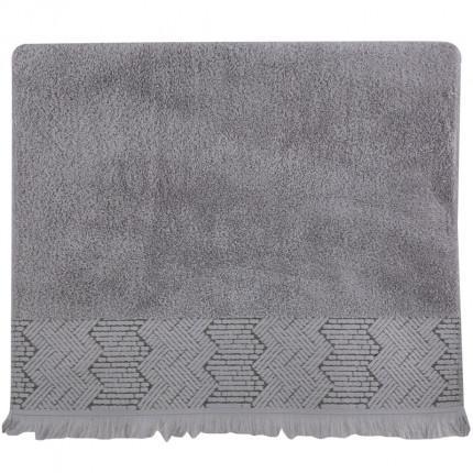 Πετσέτα Χεριών 30x50 Nef Nef Sylvester 901-L.Grey