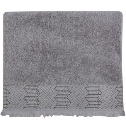 Πετσέτα Μπάνιου 70x140 Nef Nef Sylvester 901-L.Grey