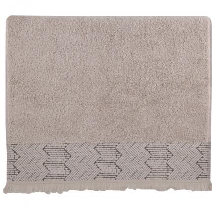 Πετσέτα Μπάνιου 70x140 Nef Nef Sylvester 933-Mocca