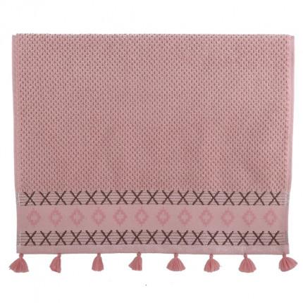 Πετσέτα Χεριών 30x50 Nef Nef Perez Pink