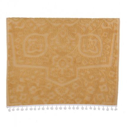 Πετσέτα Χεριών 30x50 Nef Nef Orville Mustard