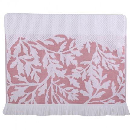Πετσέτα Χεριών 30x50 Nef Nef Harriet Pink