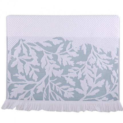 Πετσέτα Προσώπου 50x90 Nef Nef Harriet Blue
