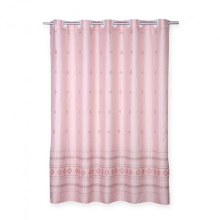 Κουρτίνα Μπάνιου 180x180 Nef Nef Perez Pink
