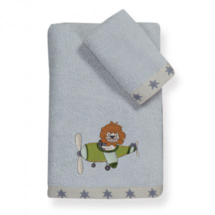 Παιδικές Πετσέτες (Σετ 2 Τμχ) Nef Nef Sky Games