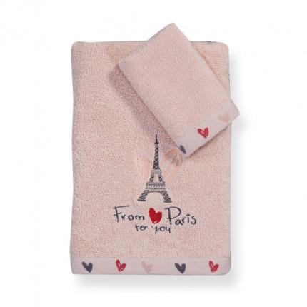 Παιδικές Πετσέτες (Σετ 2 Τμχ) Nef Nef From Paris