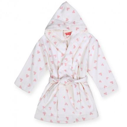 Μπουρνούζι Με Κουκούλα Nef Nef Bunny Ladies Pink
