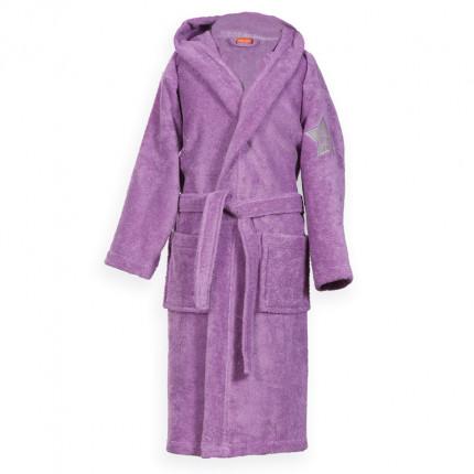 Παιδικό Μπουρνούζι Με Κουκούλα Nef Nef Junior Kids 1021-Purple