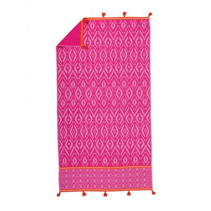 Πετσέτα Θαλάσσης 100x180 Nef Nef Visions Pink