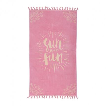 Πετσέτα Θαλάσσης 80x160 Nef Nef Sun & Fun