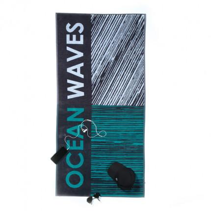 Πετσέτα Θαλάσσης 80x160 Nef Nef Ocean Waves