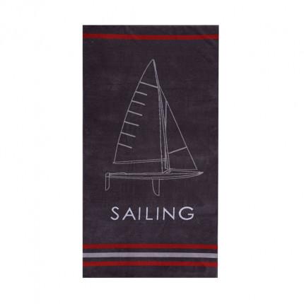 Πετσέτα Θαλάσσης 80x160 Nef Nef Sailing Yaught