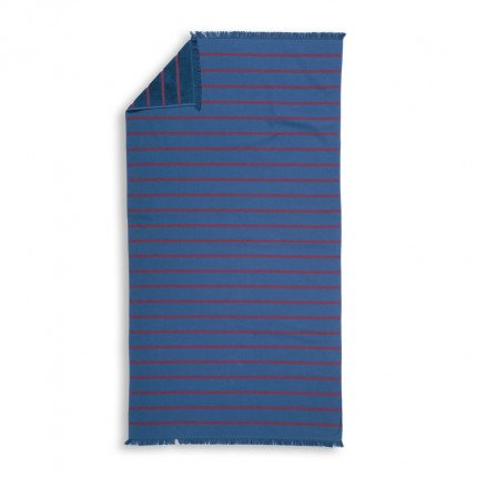 Πετσέτα Θαλάσσης 90x170 Nef Nef Peshterry Teo Blue