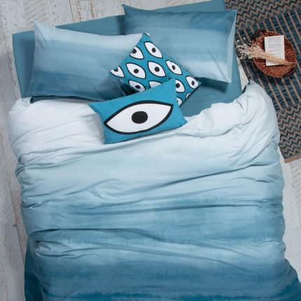 Σεντόνια Υπέρδιπλα (Σετ) 240x260 Nef Nef Blue Ocean Blue